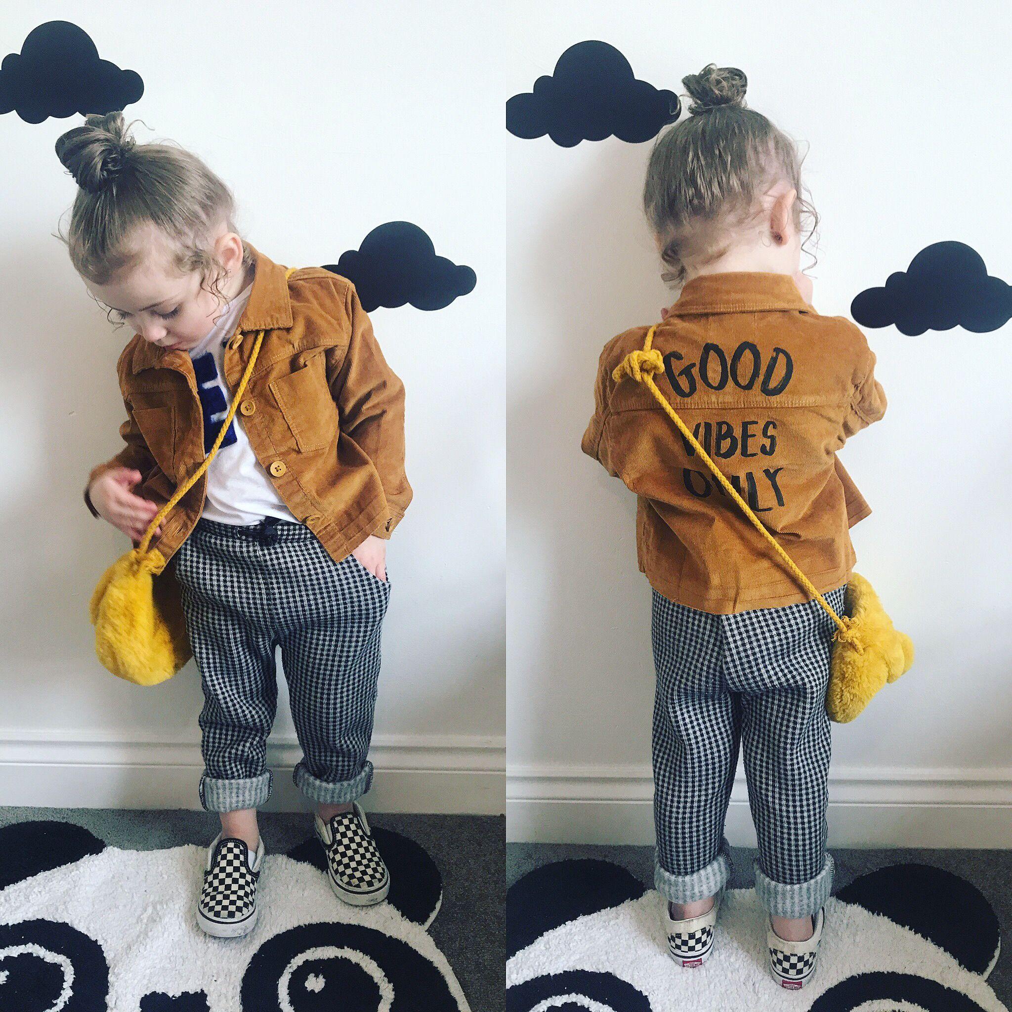 Outfit : zara kids shoes: vans | Vans
