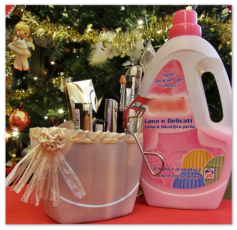 Riuso creativo oggetti decorativi e idee regalo fatti a for Oggetti regalo