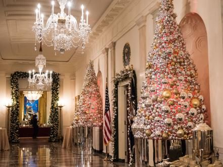 White House Christmas Tour 2016 Part Ii With Images White House Christmas Christmas Tours White House Christmas Tree