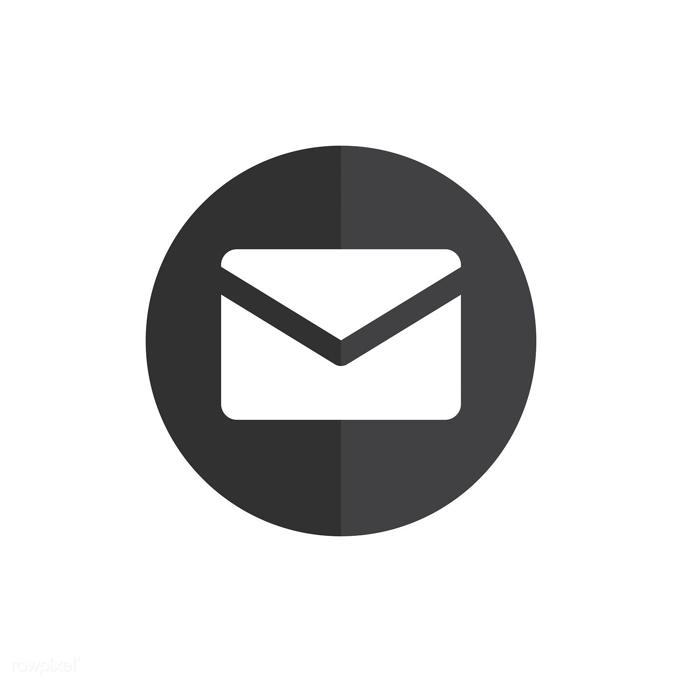 Mail icon vector | free image by rawpixel.com
