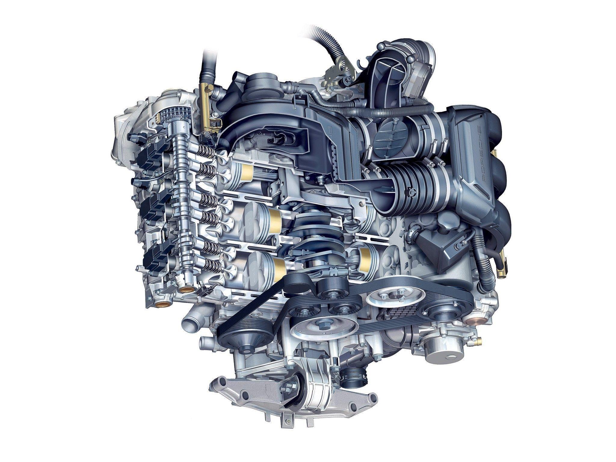 3d porsche pullman cutaway drawings engine porsche