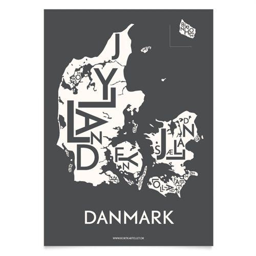 Denmark.  Kortkartellet.dk