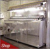 Diamond Plate Garage Cabinets