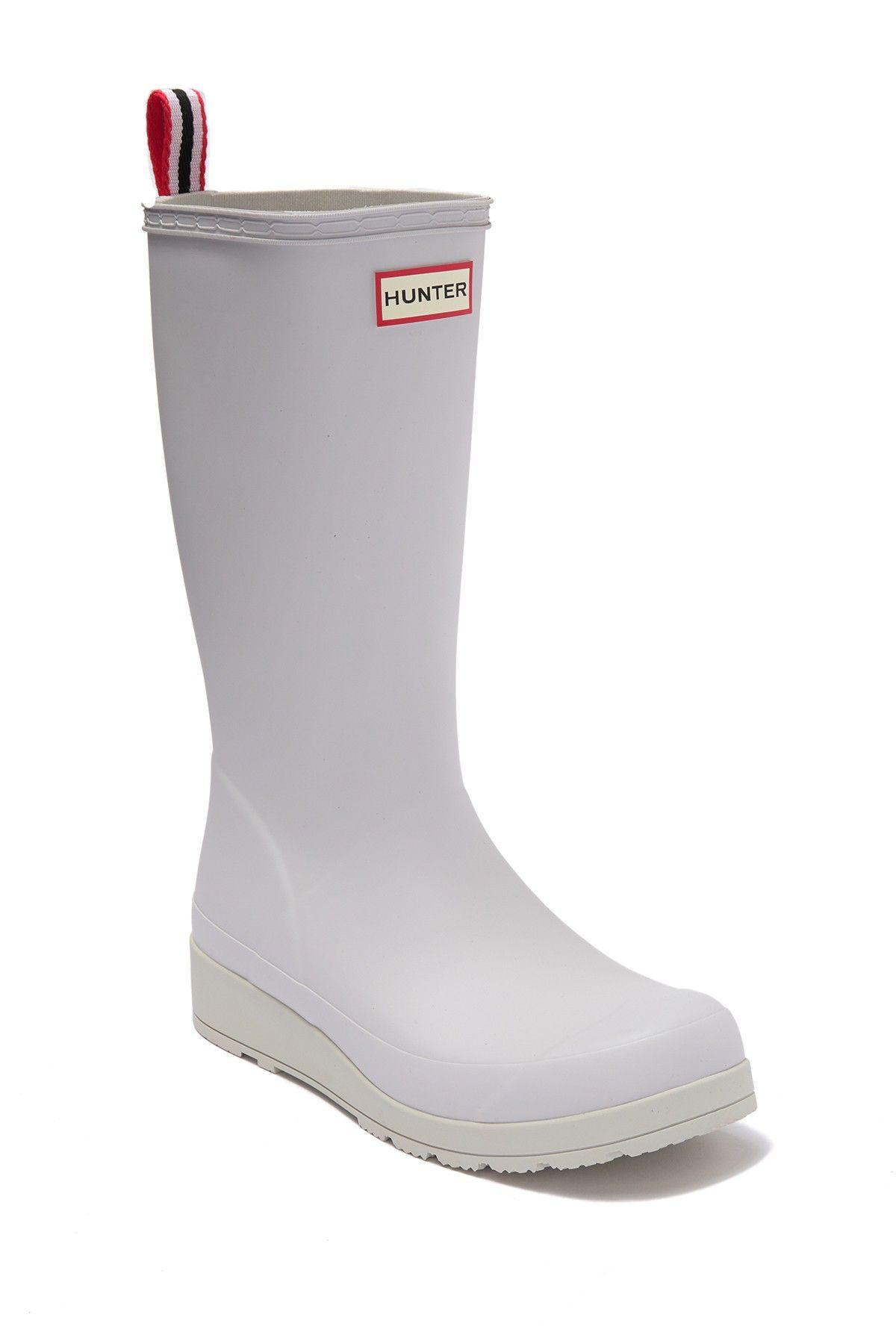 Hunter Original Play Tall Waterproof Rain Boot Rain Boots