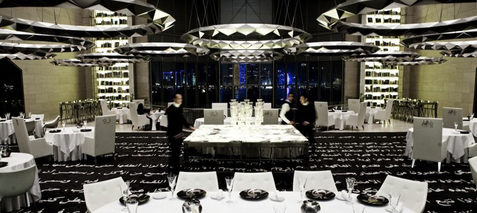 Lifestyle – The First Alain Ducasse Restaurant in Doha | Boca do Lobo's inspirational world | Exclusive Design | Interiors | Lifestyle | Art | Architecture | Fashion
