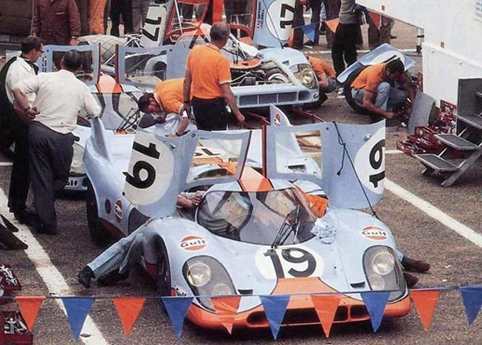 SPEED: Le-Mans Porsche 917