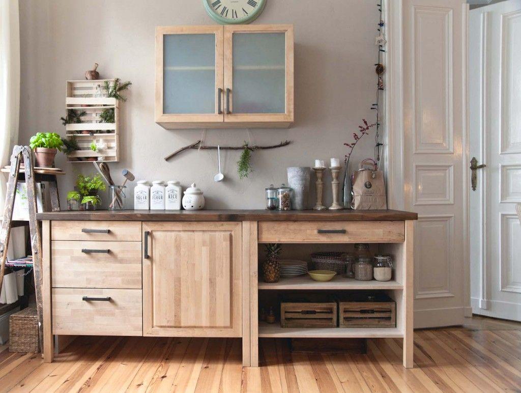 Massivholzküche stressfreier leben ) Nachhaltig und fair