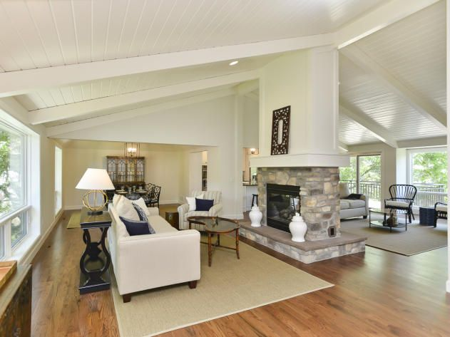 Transformed Mediterranean-Style Home in Colorado Springs, Colo., Ceiling