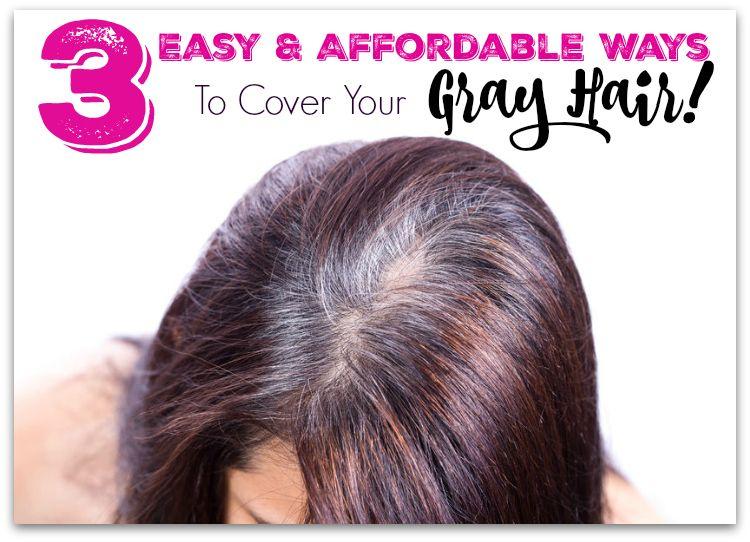 20 best Cover Gray Hair images on Pinterest