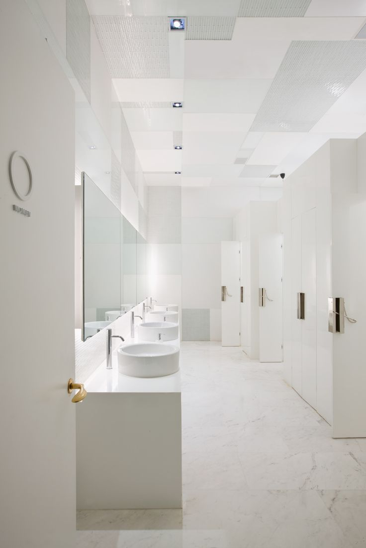 The Opposite House Restauraunts// beijing china// women\'s restroom ...