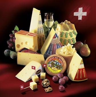 Swiss cheese / Schweizer Käse / Fromage suisse Schweizer