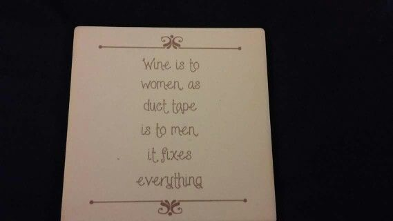 Wine & Duct Tape