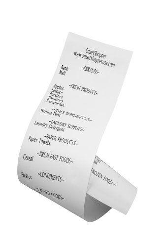 SmartShopper® 3-Pack Paper Roll Refill
