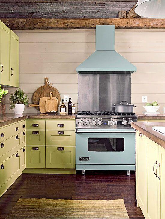 cheap backsplash ideas kitchen cabinet colors rustic kitchen cottage kitchens on kitchen interior cabinets id=38653