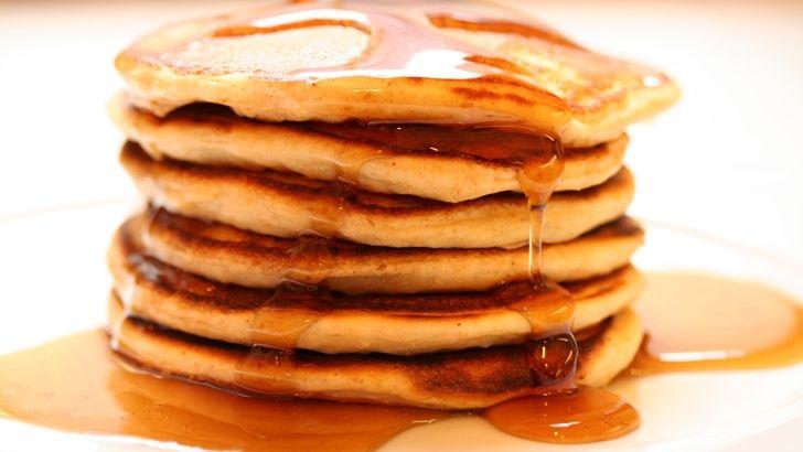Literally The Best Buttermilk Pancake Recipe In The Universe Eat Dangerously The Best Buttermilk Pancake Recipe Pancake Recipe Buttermilk Recipes