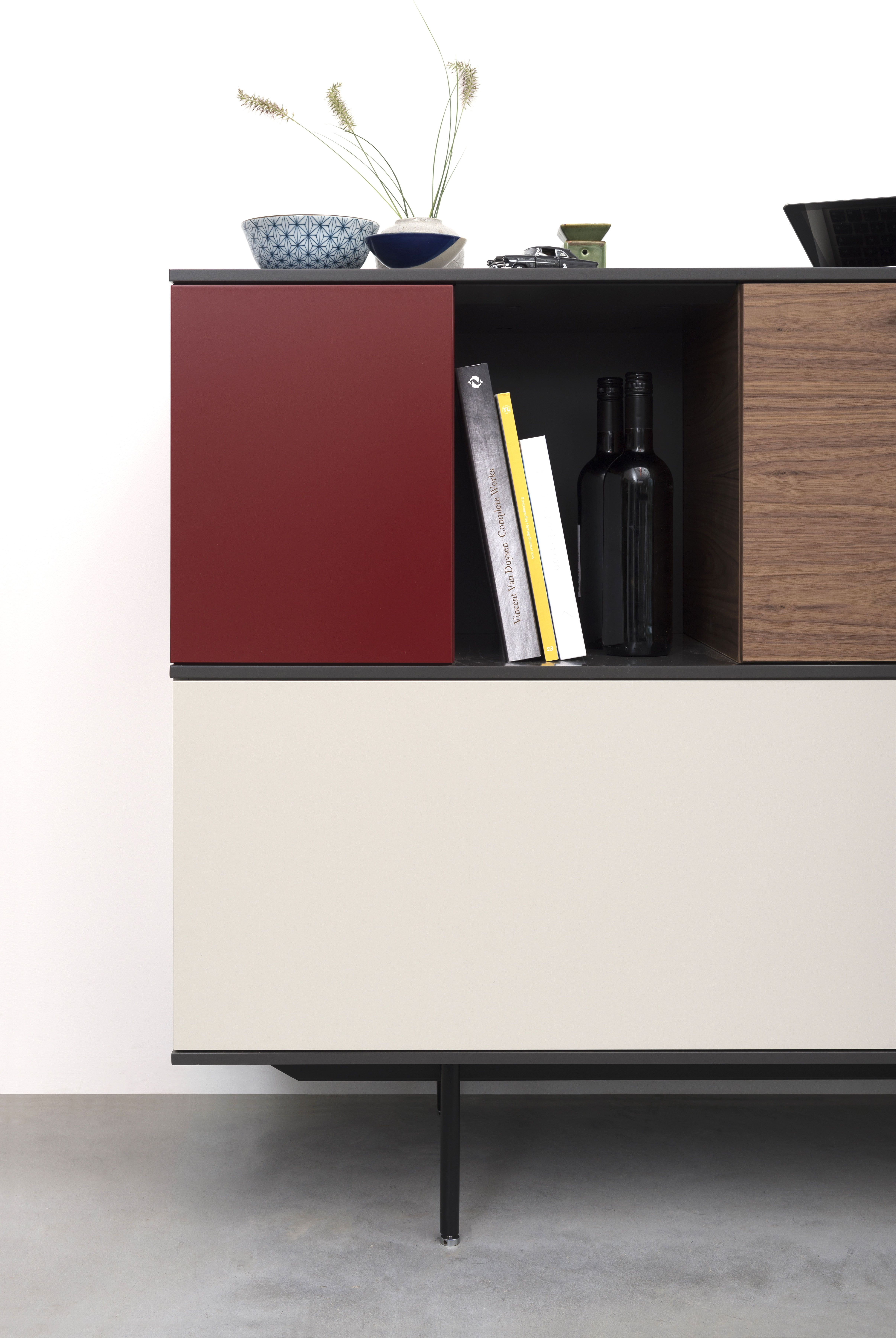 Highboard Tv Pastoe Landscape Highboard Etc Mobilier Extérieur