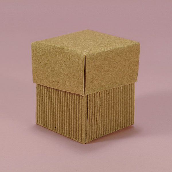 Orange Chocolate Shop Jewellry Box Box Woodland