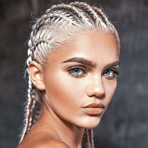 braid styles for white hair braid and hair image in 2018 1332 | 09654a2815932bb18420f4bdf13df653