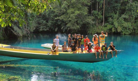 Yuk Abadikan Momen Berhargamu Di Danau Cermin Lamaru Balikpapan Syahdian Muharia Indonesia Kalimantan Danau Toba