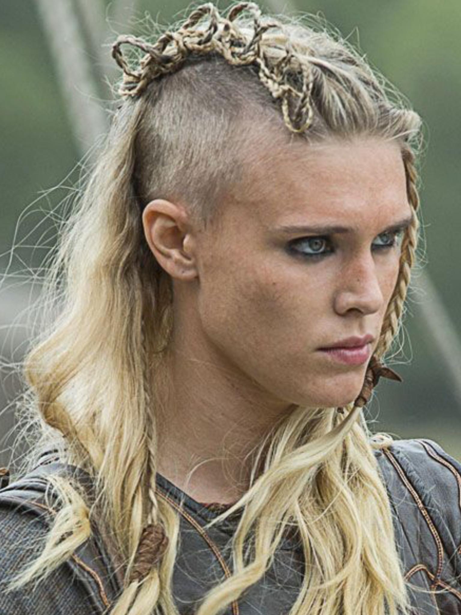 Porunn Viking Hair Viking Warrior Woman Viking Women