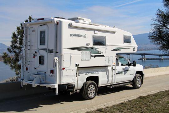 2016 Northern Lite 10 2 Ex Truck Camper Slide In Truck Campers