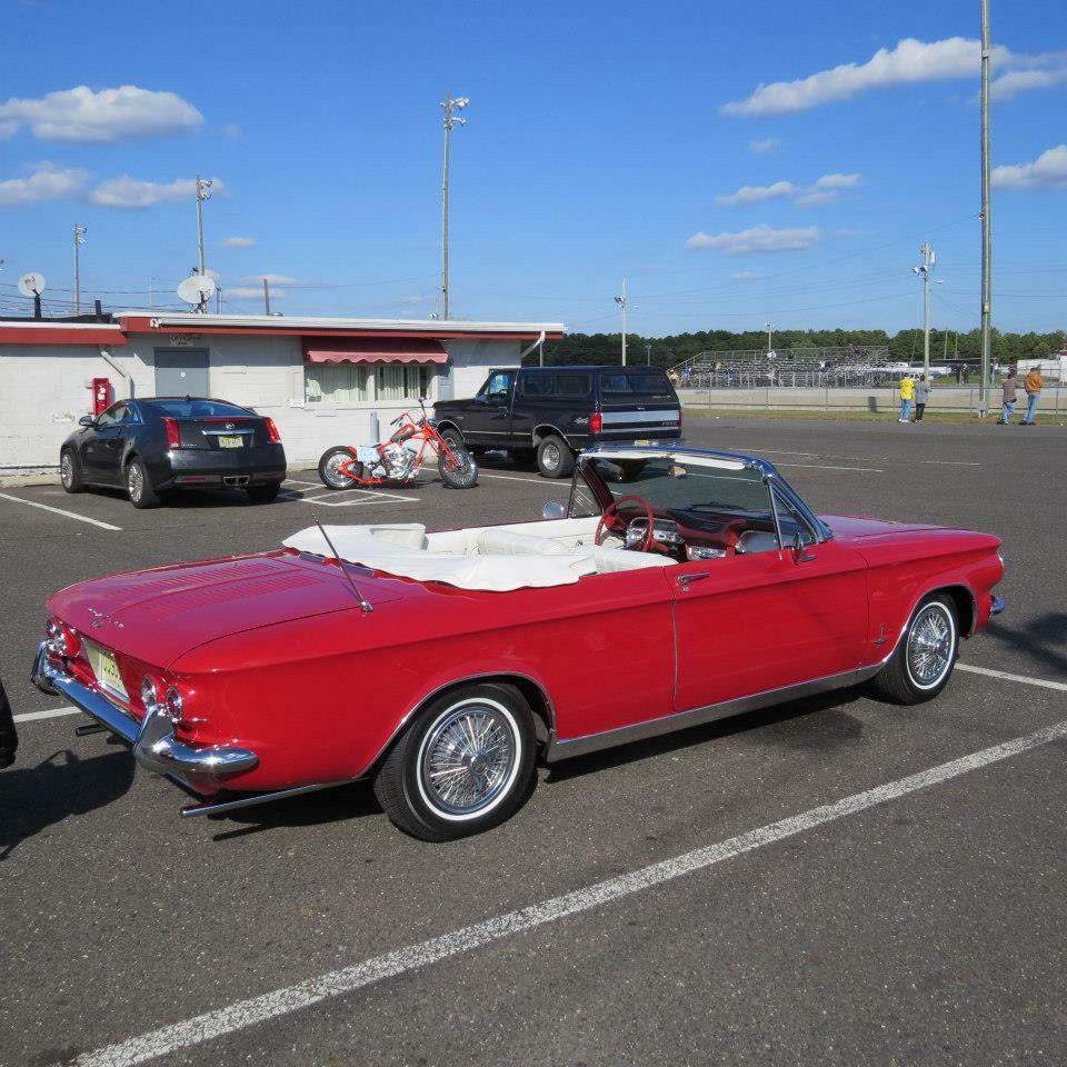 Corvair (1964) | Chevrolet corvair, Chevrolet, Bmw car