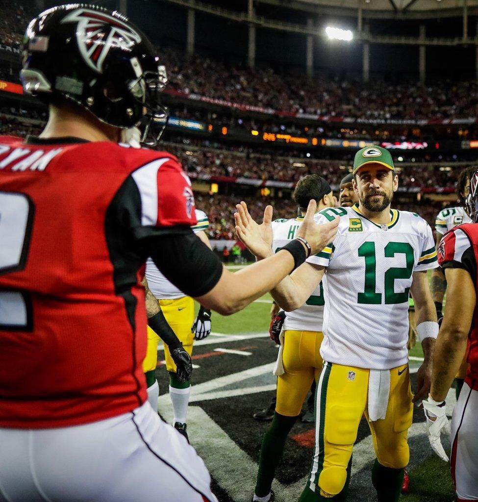 Pin By Emily On Packers Matt Ryan Aaron Rodgers Fashion