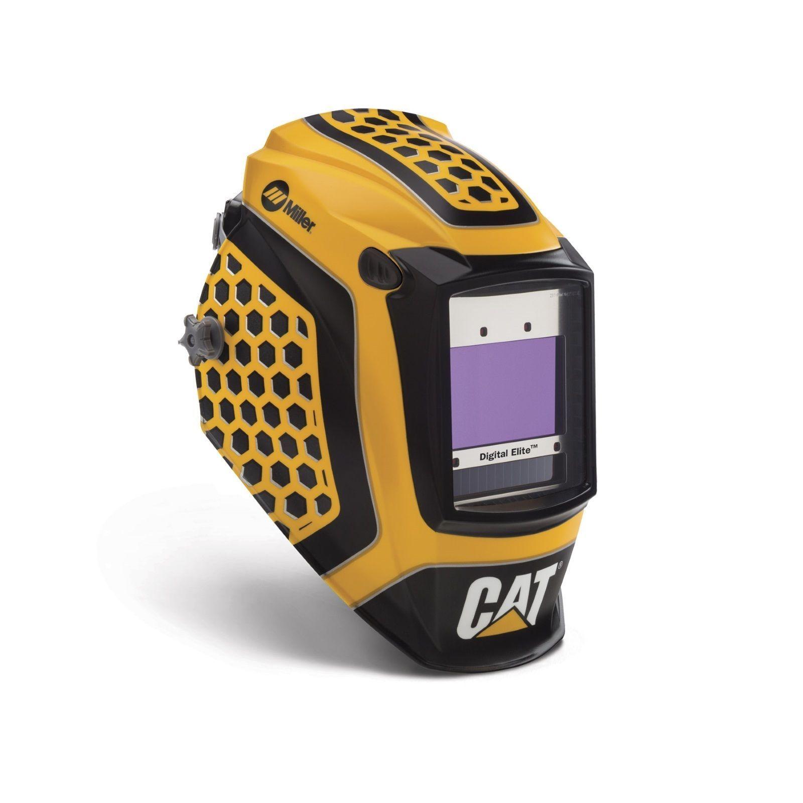 Details about Miller Cat Edition 1 Digital Elite Auto