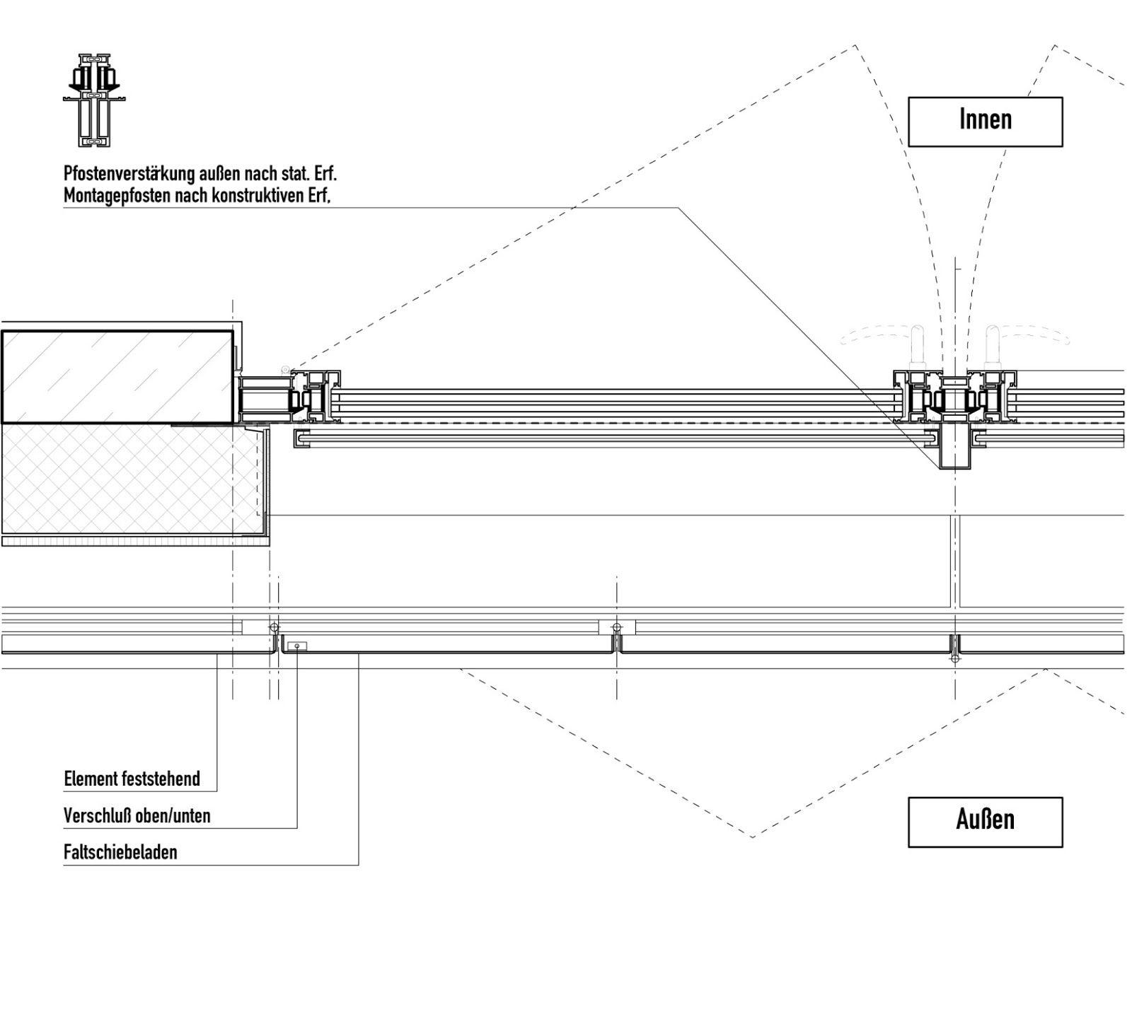 Fenster detail grundriss  a f a s i a: Grüntuch Ernst Architekten | Arch. < Details ...