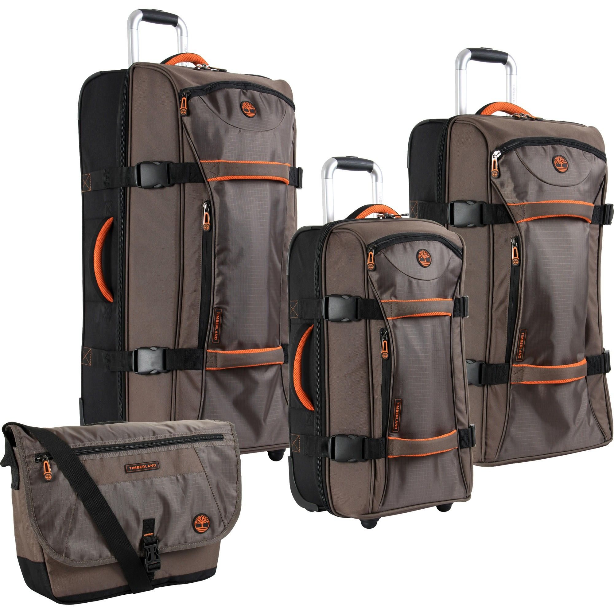 Twin Mountain 4 Piece Luggage Set | Luggage sale, Luggage