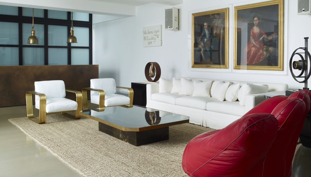 :: Havens South Designs :: loves this London apartment by Nicholas Haslam