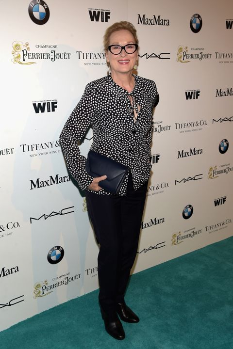 Meryl Streep at the #WIFOscars