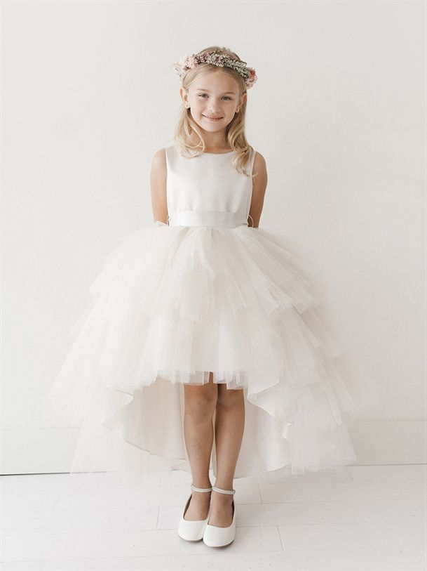 d64a88ebb65e Tip Top 5658 | Size 8 | Champagne | $189 | SALE $75 | Flower Girls ...
