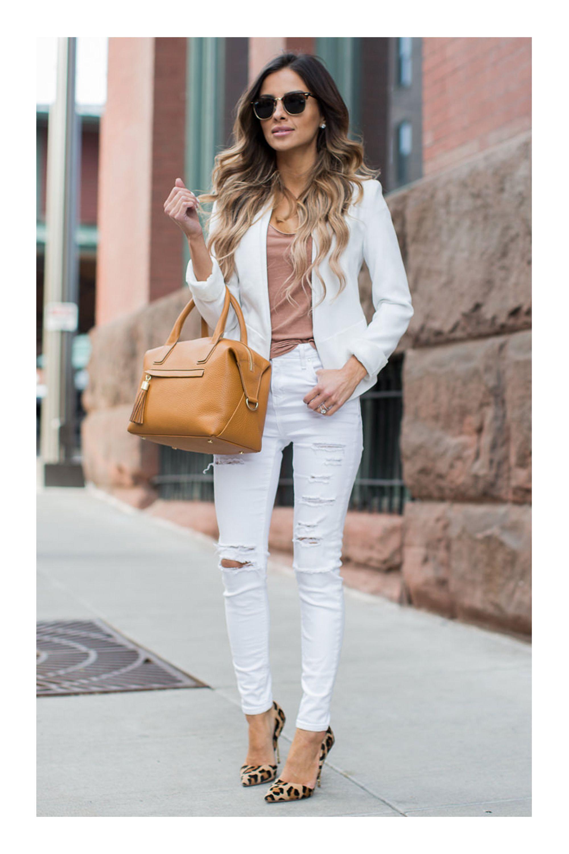 5 Tips para lucir sexy con tus jeans  TiZKKAmoda  pants  white  blanca   calça  style  fashion  moda  lookoftheday aec459dd81a