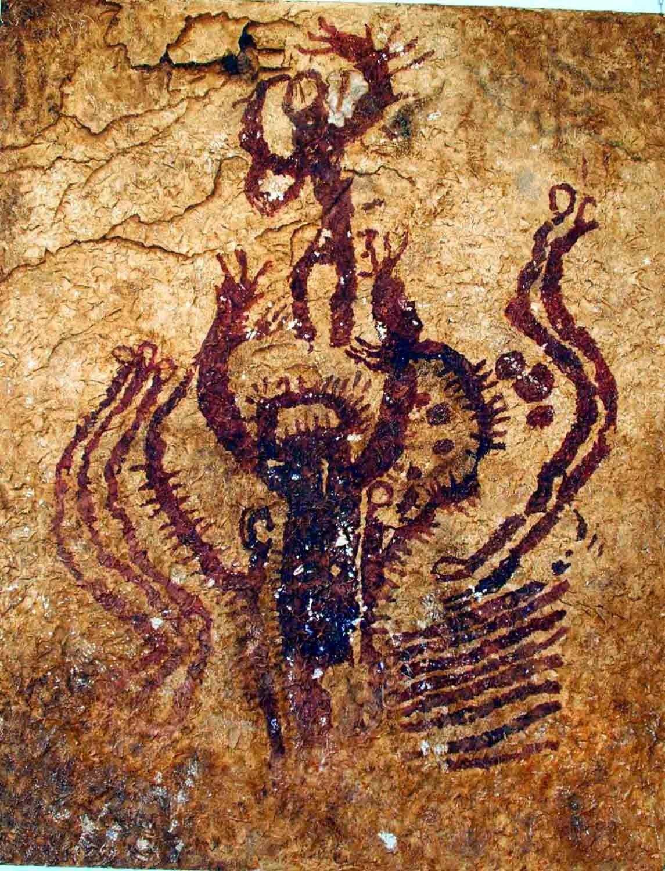 Chamanes y orantes en la prehistoria