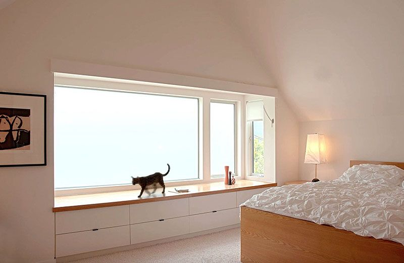 Contemporary Bay Window Ideas Freshome Home Window Seat Design Home Decor