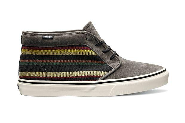 Vans California 2012 Fall Chukka Boot CA Guate Stripe | Hypebeast