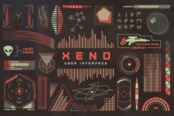 Xeno UI - Web Elements - 1