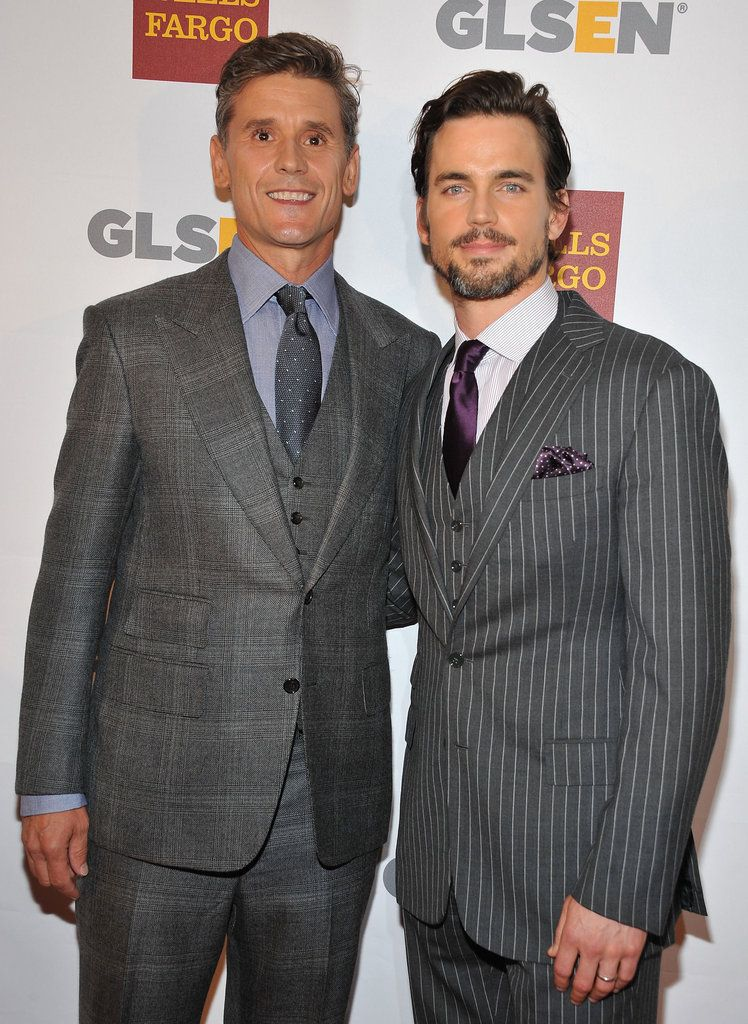 Matt Bomer likes family occasion with partner Simon Places and three youngsters in NYC