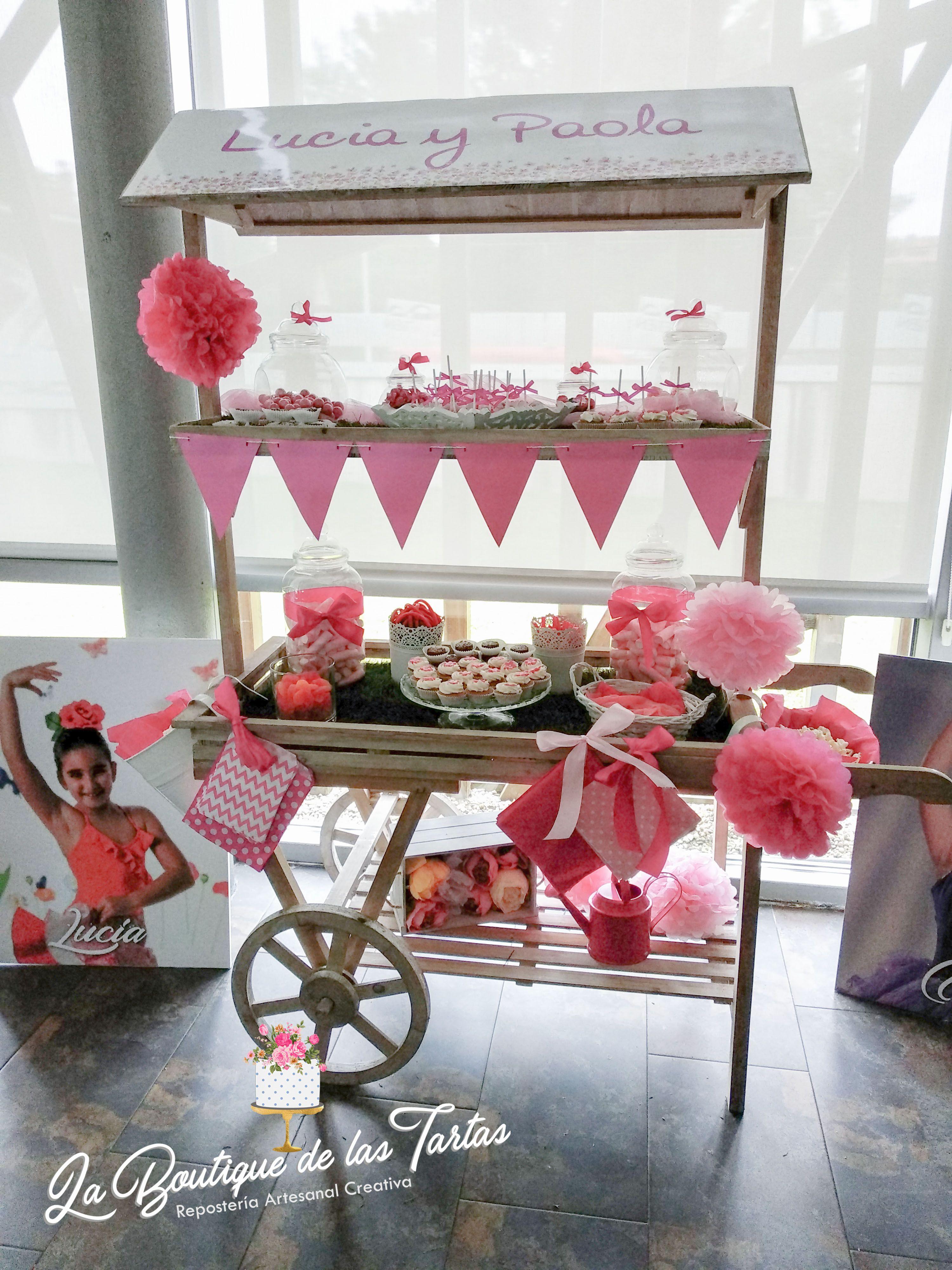 6026091fdfb carrito de comunion chuches y dulces mesa dulce comunion carro dulces