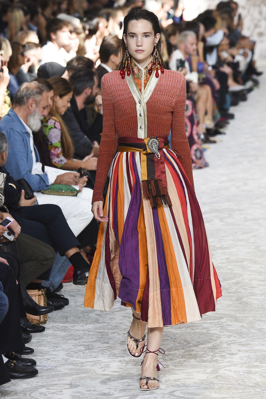 2018 Fashion Week Dresses