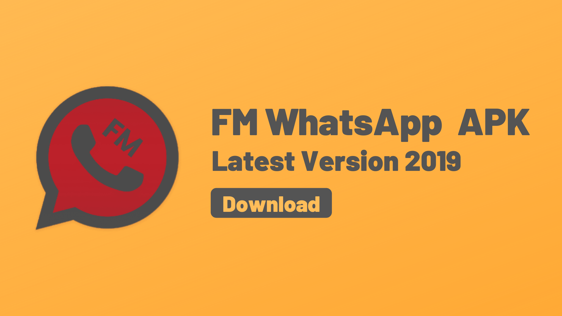 Download FM WhatsApp APK Latest Version (v7.99) (With