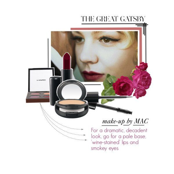 make-up, Gatsby style