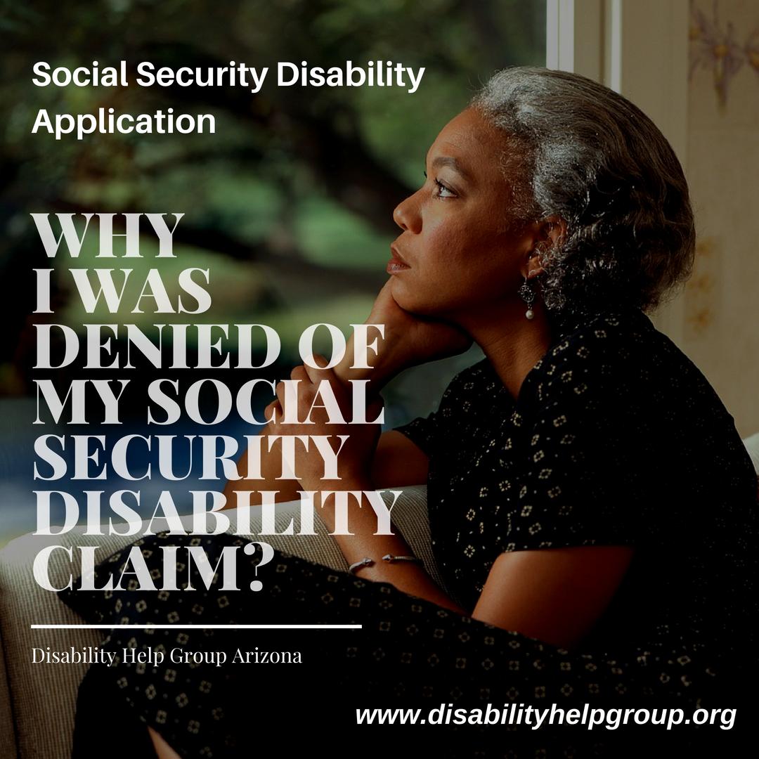 SSDI Denied My Claim? Disability help, Disability