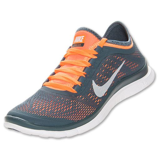 best service 88284 67382 Nike Free 3.0 V5 Mens Dark Armory White Total Orange 580393 418
