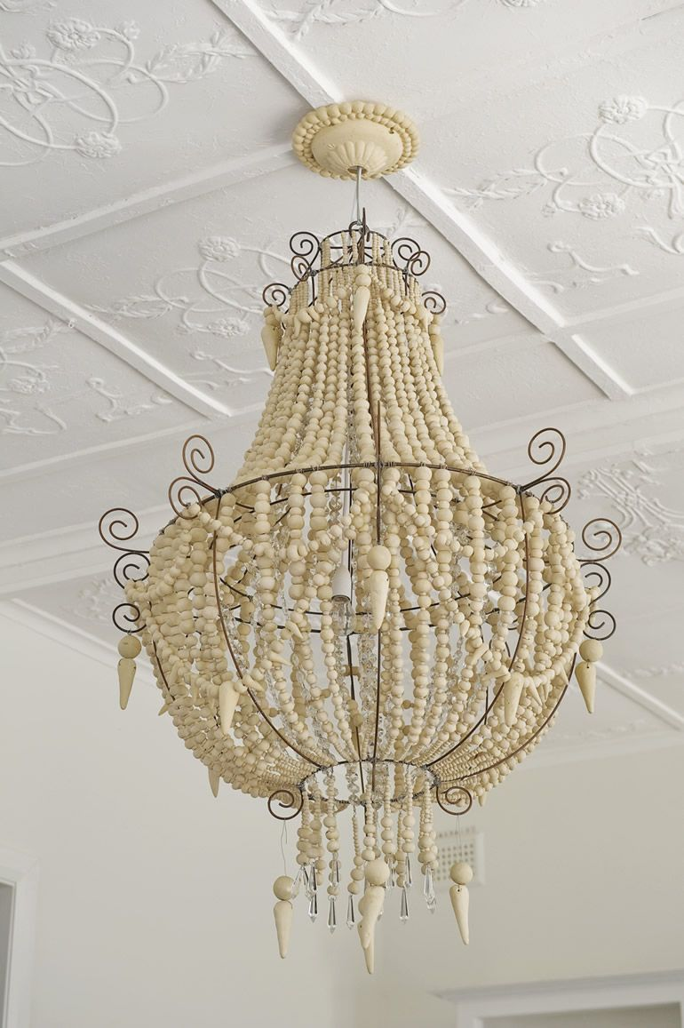 Beaded chandelier grand but not as ostentatious as crystal or glass beaded chandelier grand but not as ostentatious as crystal or glass light fixture pinterest beaded chandelier chandeliers and beads arubaitofo Image collections
