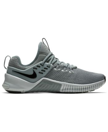 11772797aa7e Nike Men's Free Metcon Training Sneakers from Finish Line - Black 8.5