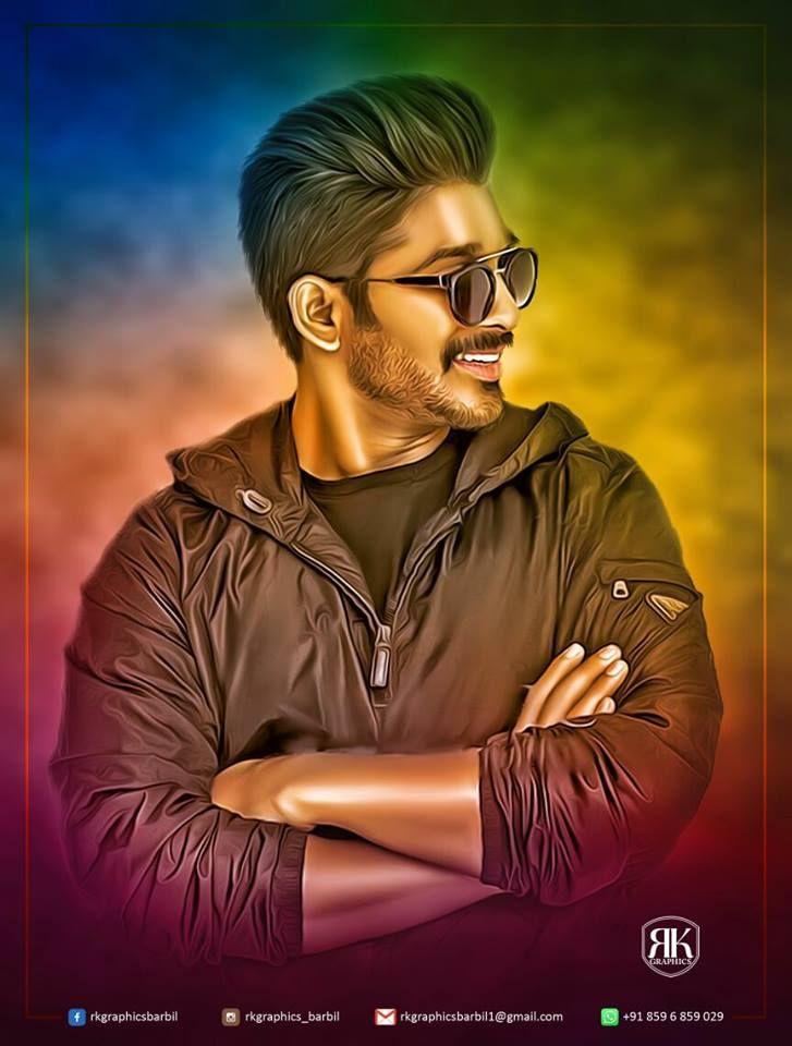 Allu Arjun   Stylish Star AA in 2019   Pawan kalyan