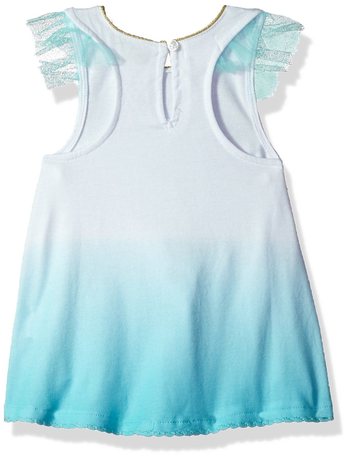18m Flap Happy Girls Baby UPF 50 Garden Fairies Graphic Rash Suit