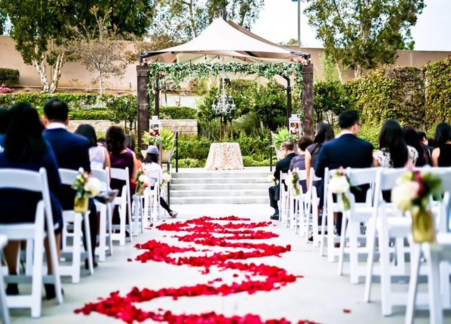 Brea Community Center Weddings Orange County Wedding Venue Brea Ca